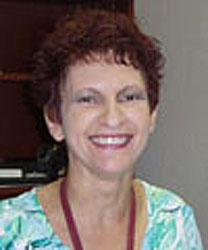 Evelyn Washington, Administrative Secretary
